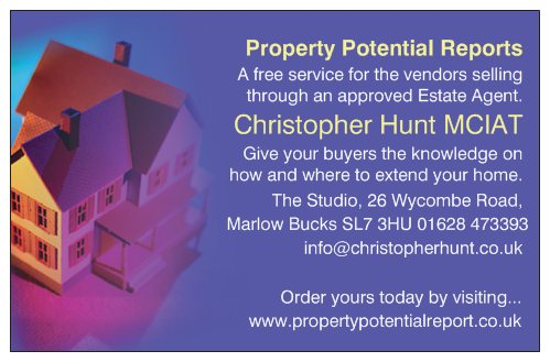 property potential report contact us
